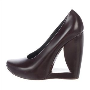 Marc Jacobs round toe leather pumps 39 9 Italy